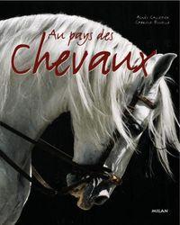 Couverture «Au pays des chevaux»