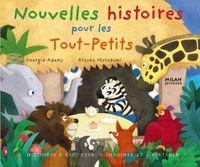 Couverture «Nouvelles histoires pour les tout-petits»