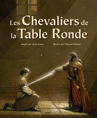 Couverture « Les chevaliers de la Table Ronde »