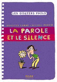 Cover of «La parole et le silence»