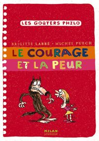 Cover of « Le courage et la peur »