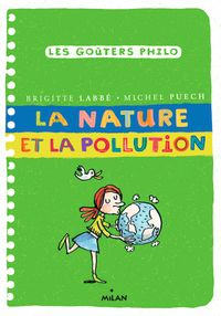 Couverture « La nature et la pollution »
