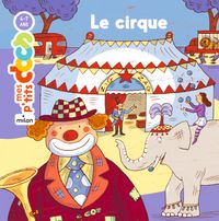 Cover of « Le cirque »
