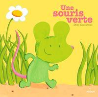 Couverture «Une souris verte»