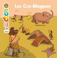 Cover of « Les Cro-Magnon »