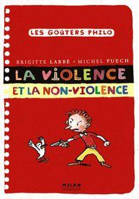 Cover of «La violence et la non-violence»