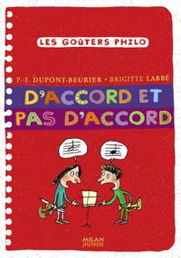 Cover of « D'accord pas d'accord »