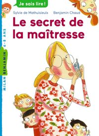 Cover of « Le secret de la maîtresse »