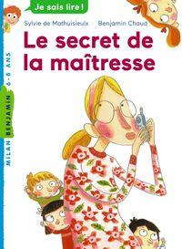 Cover of «Le secret de la maîtresse»