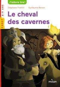 Couverture «Le cheval des cavernes»