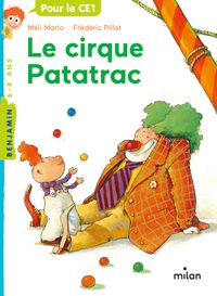 Cover of « Le cirque Patatrac »