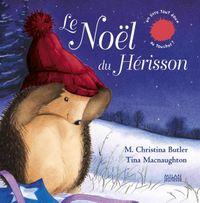 Couverture «Le Noël du hérisson (tout carton)»
