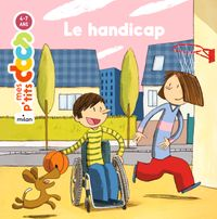 Couverture « Le handicap »