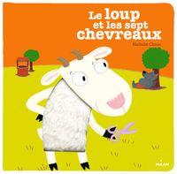 Cover of «Le loup et les sept chevreaux»