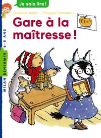 Cover of « Gare à la maîtresse »