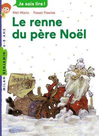 Cover of «Les rennes du père Noël»