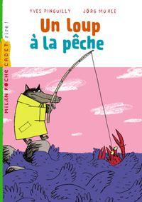 Couverture «Le loup a la pêche»