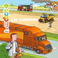 Cover of « Les camions »