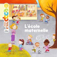 Cover of «L'école maternelle»