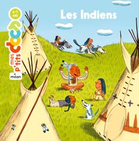 Cover of « Les Indiens »