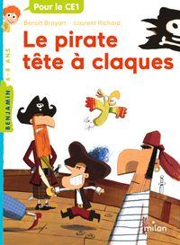 Couverture «Le pirate tête à claques»
