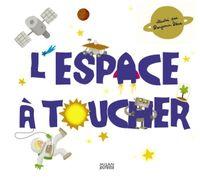 Couverture «L'espace à toucher»