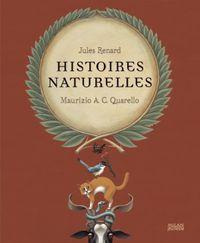 Couverture «Histoires naturelles»