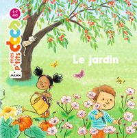 Cover of «Le jardin»