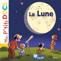 Cover of « La lune »