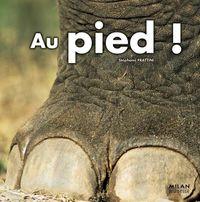 Couverture «Au pied !»