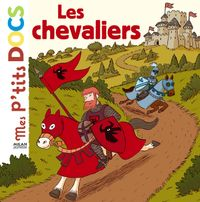 Cover of « Les chevaliers »