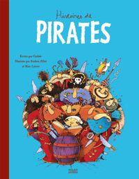 Couverture «Histoires de pirates»