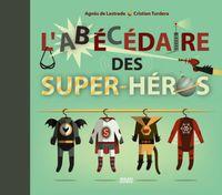 Couverture «L'abécédaire des super-héros»
