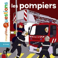 Cover of « Les pompiers »
