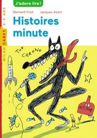 Cover of « Histoires minute »