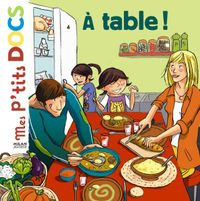 Couverture « À table ! »