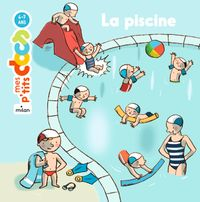Couverture « La piscine »