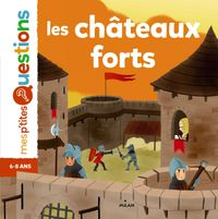 Cover of «Les châteaux forts»