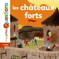 Couverture «Les châteaux forts»