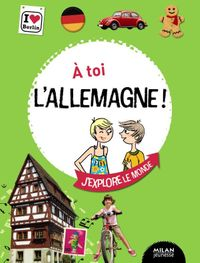 Cover of «À toi l'Allemagne !»