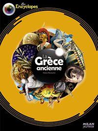 Couverture «La Grèce ancienne»