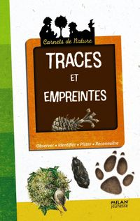 Cover of « Traces et empreintes »