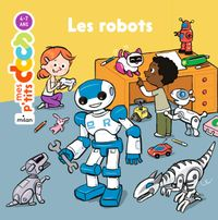 Cover of « Les robots »