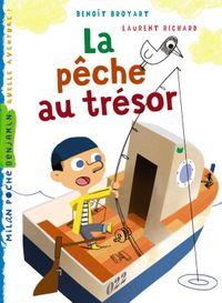 Cover of «La pêche au trésor»