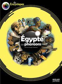 Couverture «L'Égypte des pharaons»