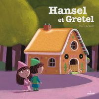 Cover of « Hansel et Gretel »