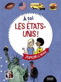 Couverture «À toi les États-Unis !»