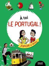 Cover of «À toi le Portugal !»
