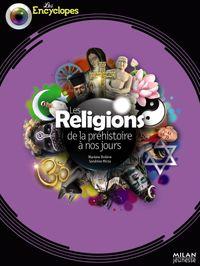 Couverture «Les religions de la préhistoire à nos jours»
