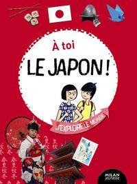 Cover of «À toi le Japon !»